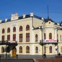 2007 р.- Г. Персел опера «Дідона і Еней»