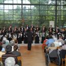 Виступи камерного хору «Кредо» в Берліні (Німеччина, 2005, 2006, 2007, 2009, 2011)